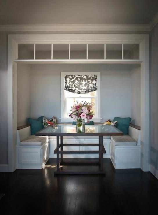 33 Enclosed Porch Breakfast Nooks (COZY OVERLOAD)