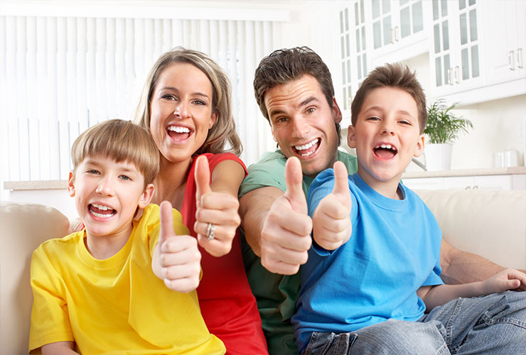 Safeguard Your Family From Dangerous Radon Gas.