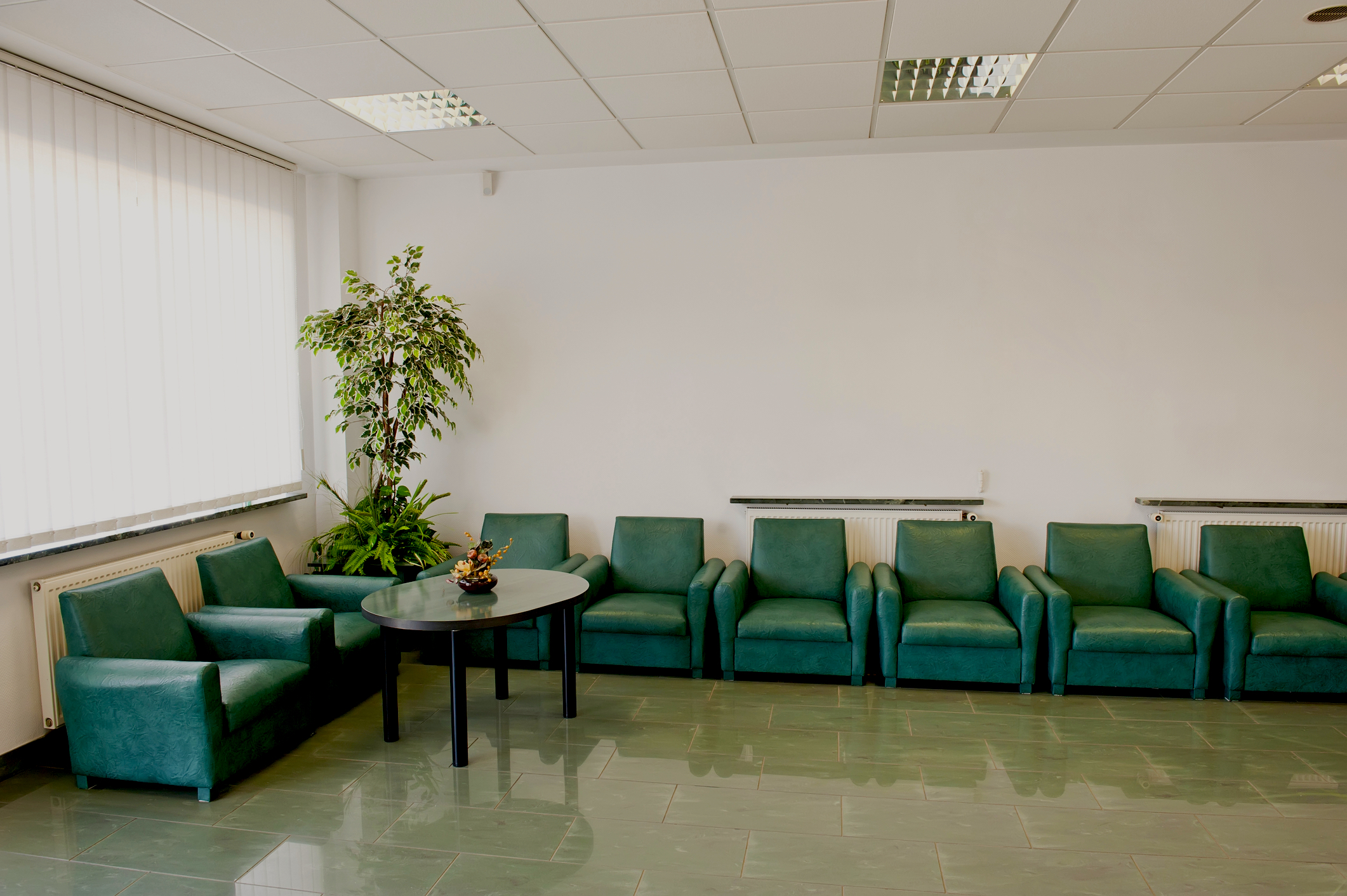 Hospitals and Waiting Rooms