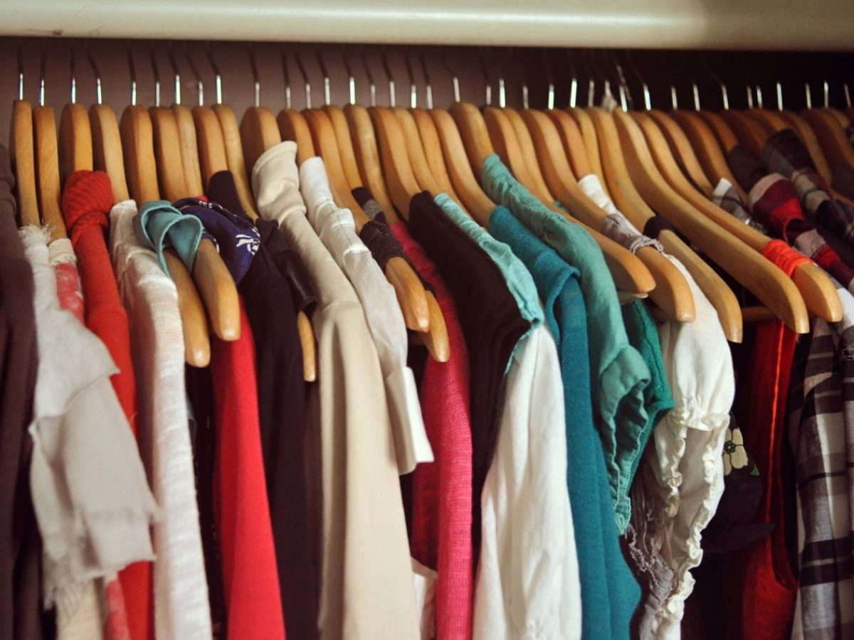 How to Organize Tank Tops and Camis?