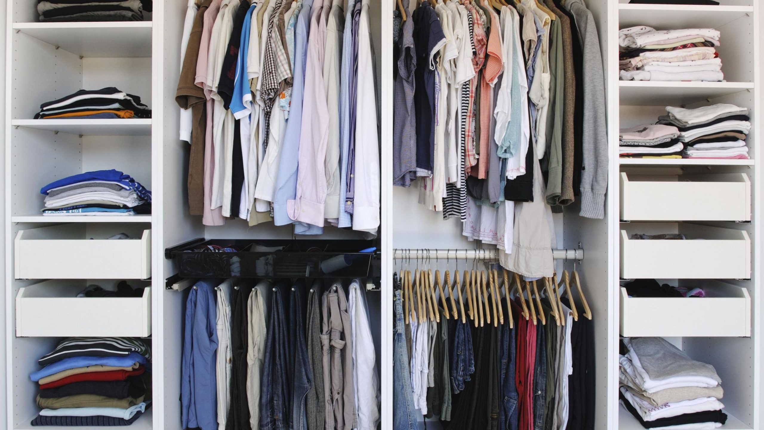 Organize Tank Tops and Camis