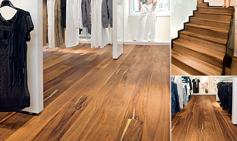 Here Are the Major Benefits of Wood Flooring