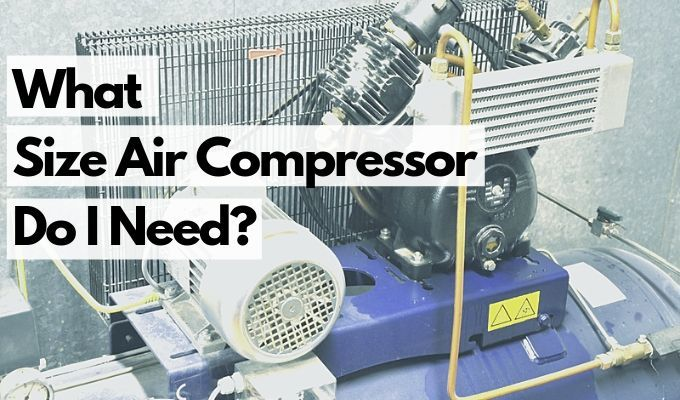 What size air compressor do I need to paint a car?