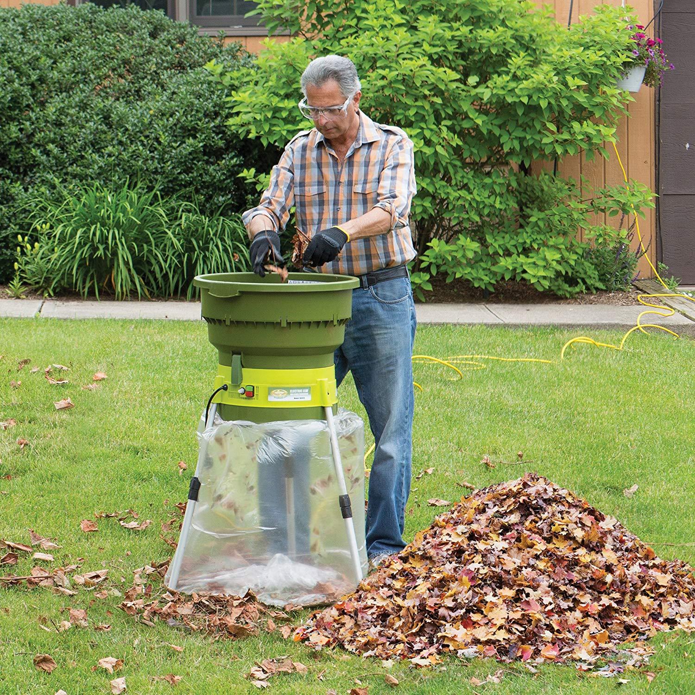 What is Leaf Mulcher?
