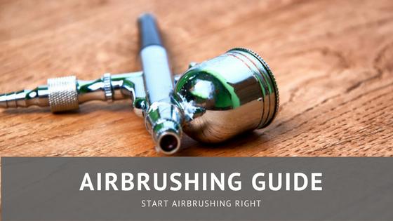 Guide for Airbrush guns