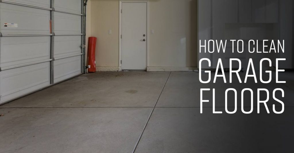 7 DIY Cleaning Tips For Your Garage
