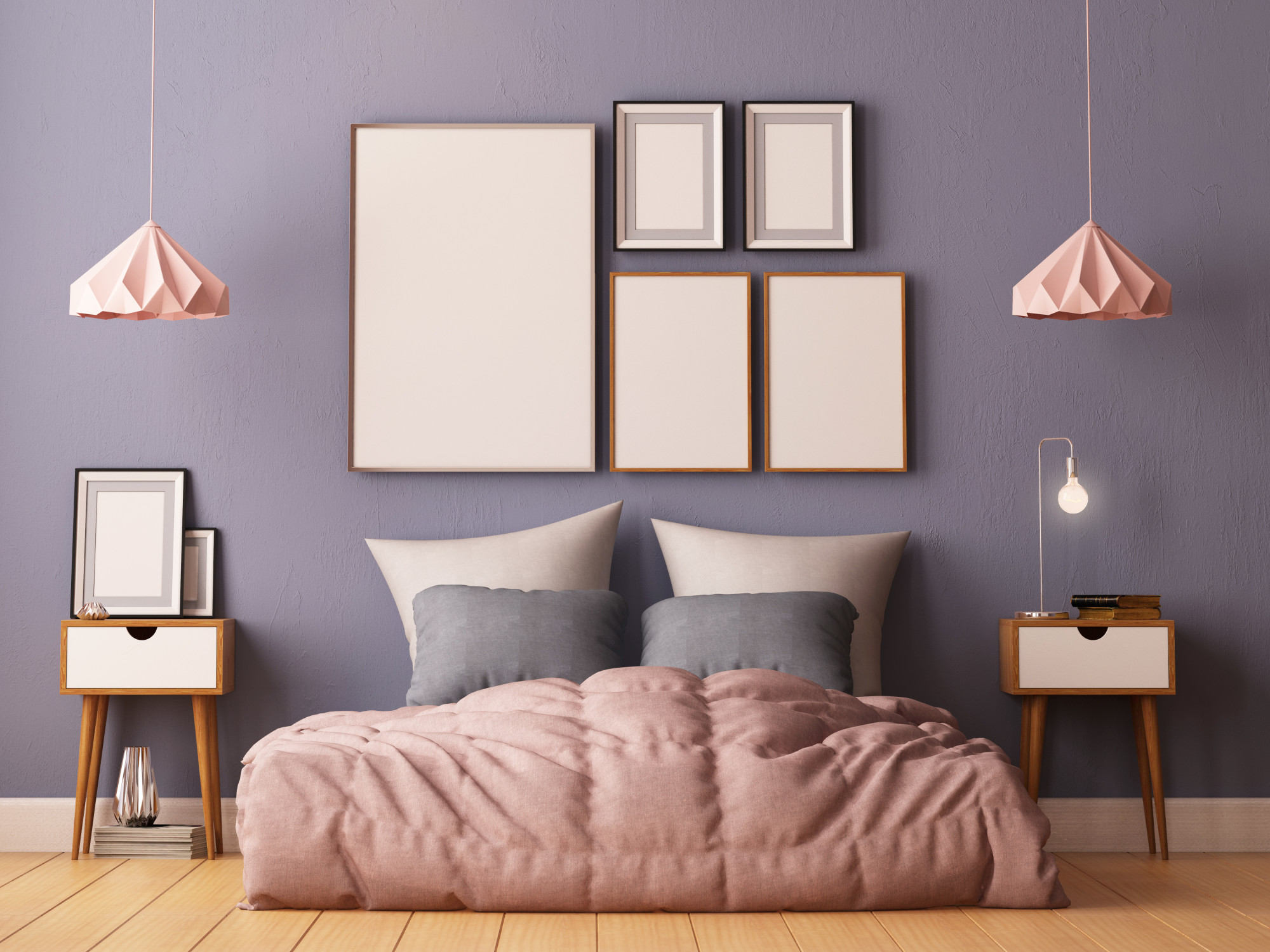 10 Diy Bedroom Ideas To Make Your Space Look Luscious Houseaffection