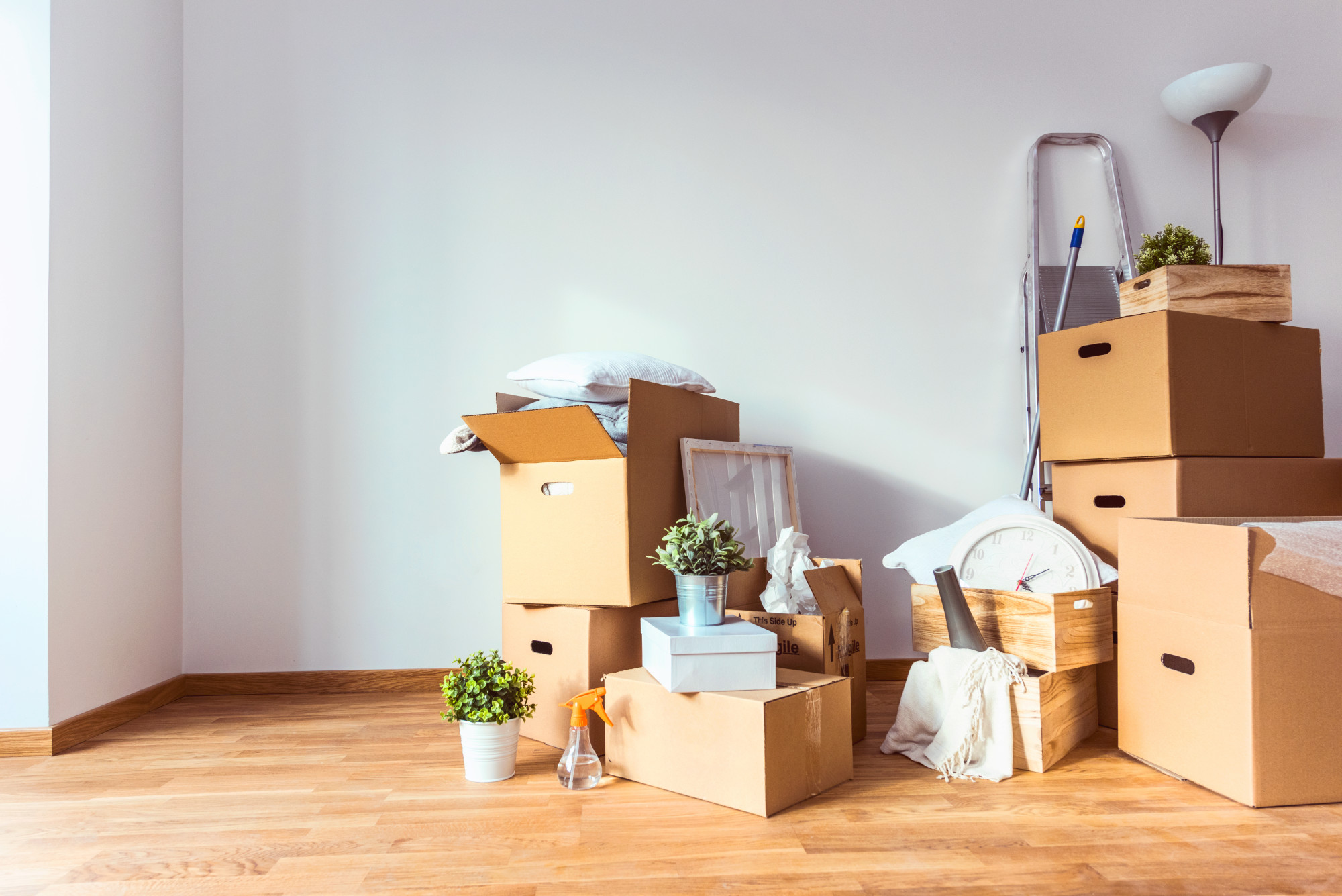 Getting the Kids Ready for a Big Change: How to Prepare for a Move